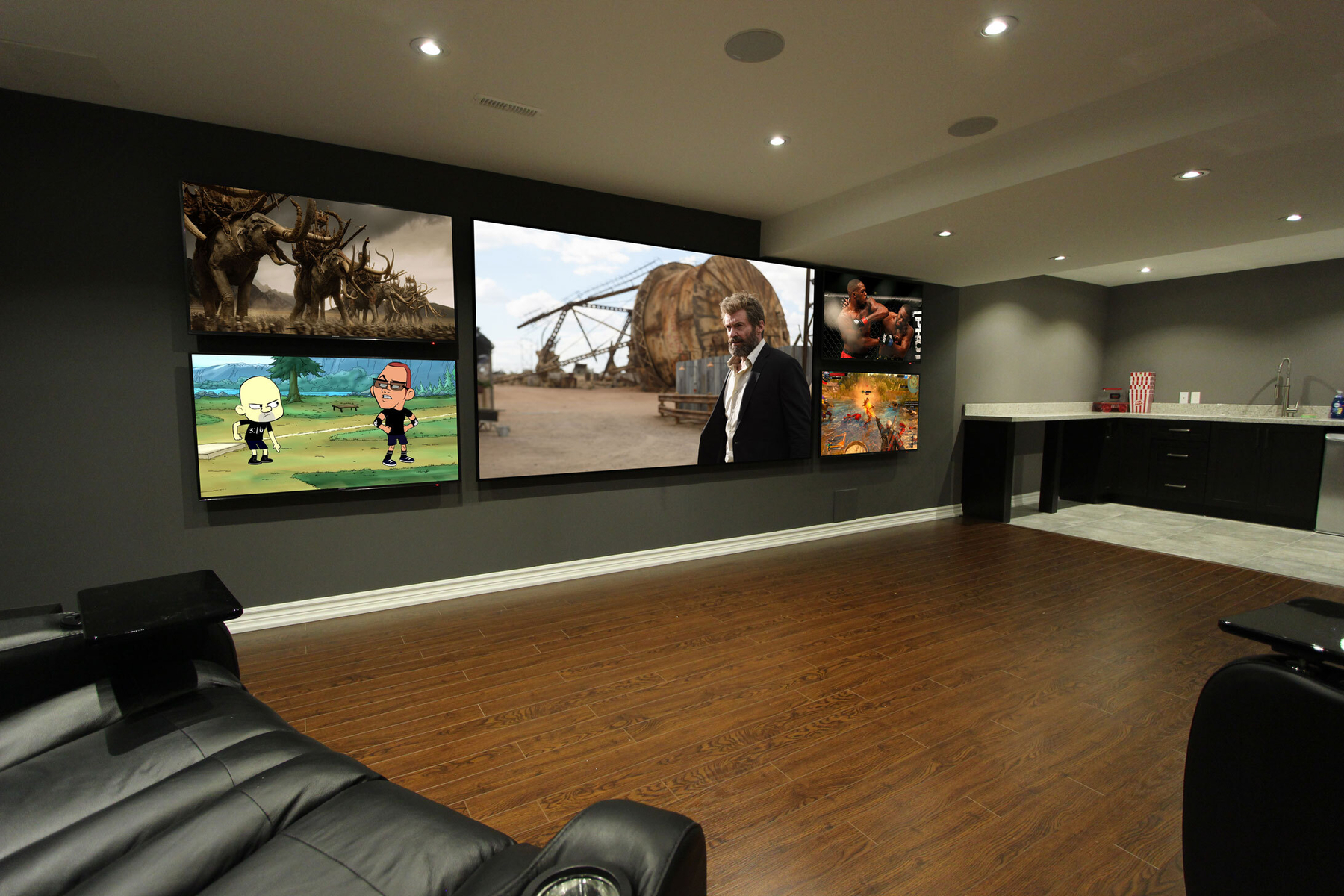 What Are Your Options for Better Sound in Your TV Rooms?